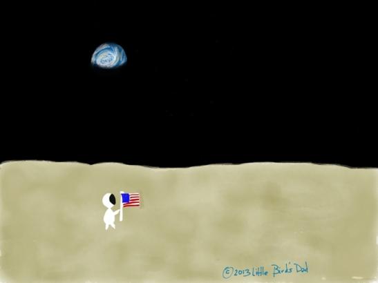 20130721.MoonLanding_1